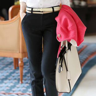 Pants – Elegant Female Slim Pencil Pants | Zorket