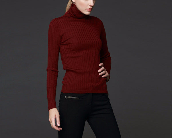 Pullover – Women's Wool Casual Pullover | Zorket