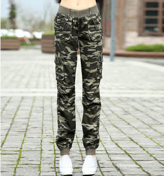 pants – Female Summer Camouflage Cargo Pants | Zorket