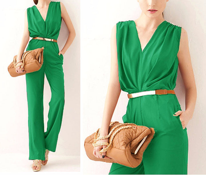 Romper – Fashion Loose Cotton Jumpsuit | Zorket