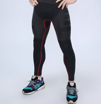 Men's Compression Breathable Track Pants - Zorket