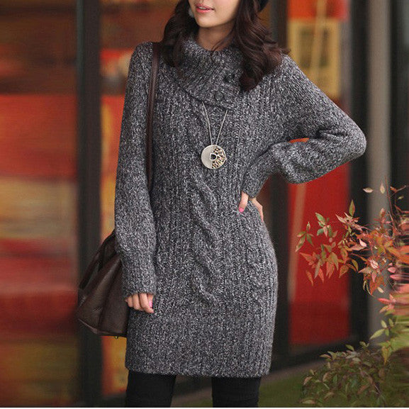 Women's Winter Casual Sweater - Zorket