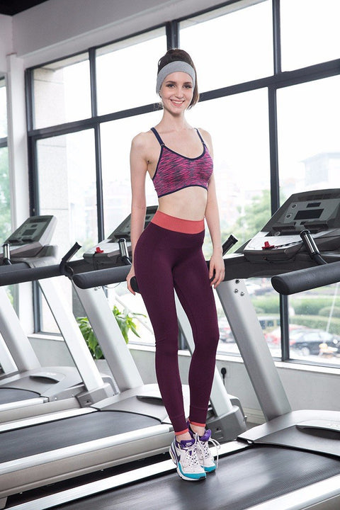 Women's Elastic Fitness Leggings
