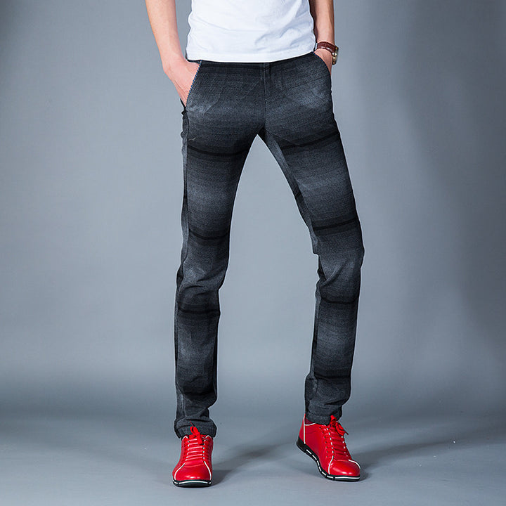 Man's Luxury High Quality Business Casual Pants - Zorket