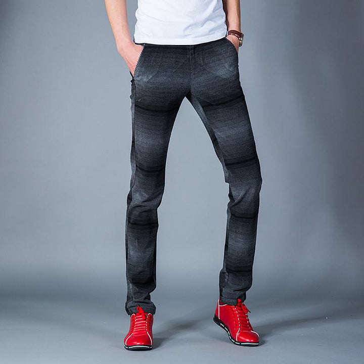 Man's Luxury High Quality Business Casual Pants
