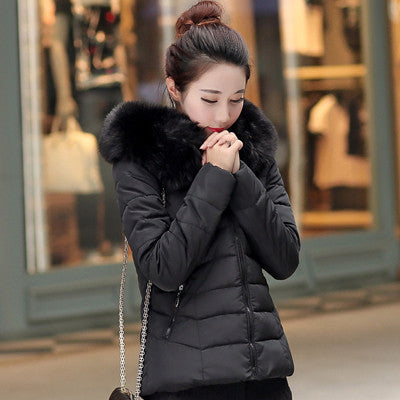 Women's Casual Warm Winter Coat - Zorket