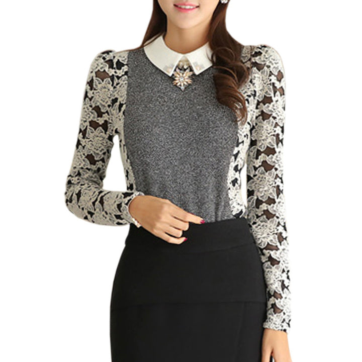 Women's Business Blouse - Zorket