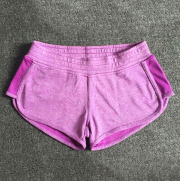Women's Fitness Shorts With Elastic Waist - Zorket