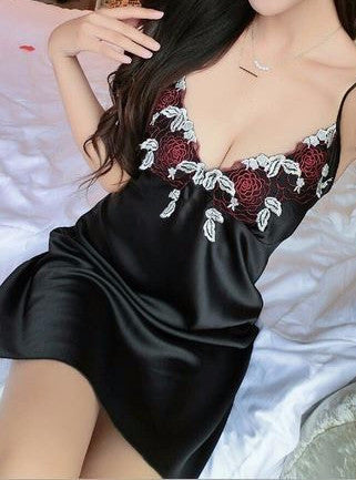 Women's Lace Nightgown - Zorket