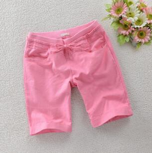 Women's Casual Solid Color Shorts