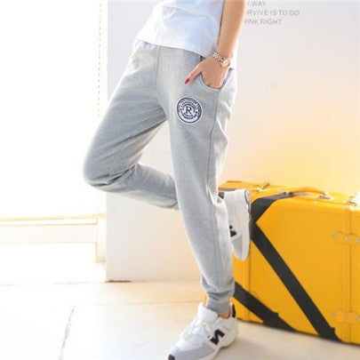 Women's Cotton Casual Pants - Zorket