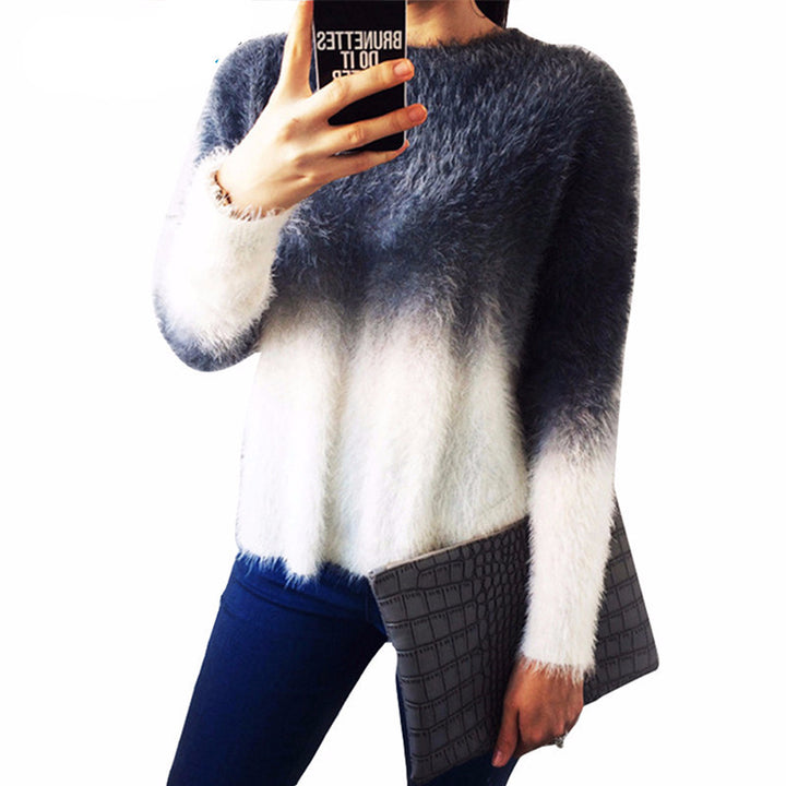 Women's Casual Cashmere Sweater - Zorket