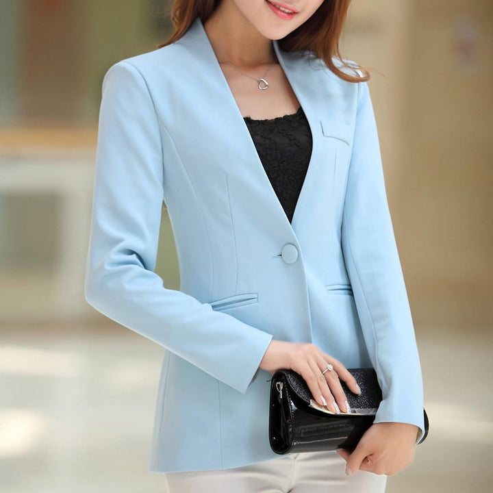 Fashion Autumn Women's Blazer