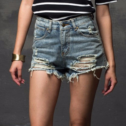 Denim Shorts – Stylish Female Denim Shorts | Zorket