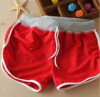 Shorts – Female Cotton Solid Color Shorts | Zorket