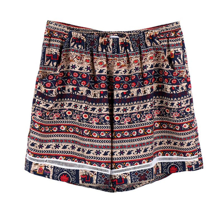 Female Summer Loose Casual Shorts