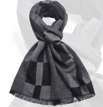 Soft & Warm Men's Scarf - Zorket