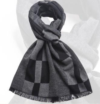 Soft & Warm Men's Scarf
