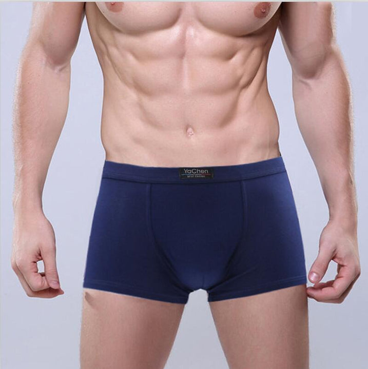 Men's Solid Color Underwear