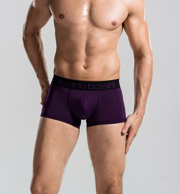 Man's Casual Solid Color Underpants
