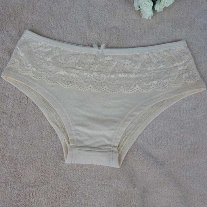 Female Lace Casual Panties