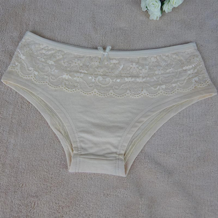 Female Lace Casual Panties - Zorket