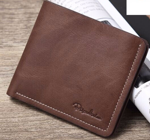 Thin Men's Business Casual Wallet - Zorket