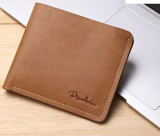 Thin Men's Business Casual Wallet