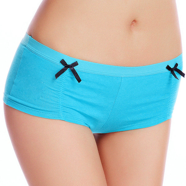 Panties – Female Solid Color Boyshorts | Zorket
