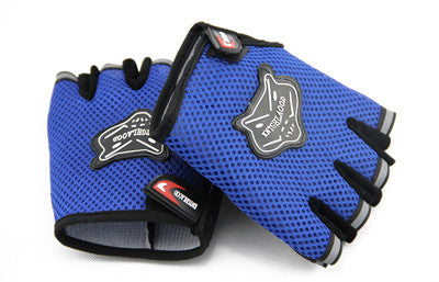 Sports Anti Slip Gym Gloves For Men - Zorket