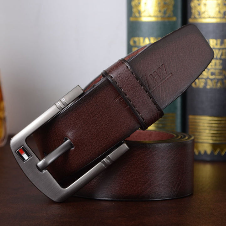 Belt – Leather Men's Casual Belt | Zorket