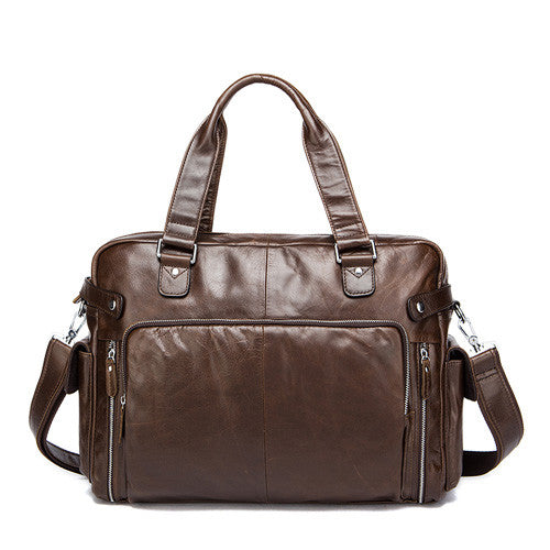 Men's Vintage Casual Tote/Briefcase - Zorket