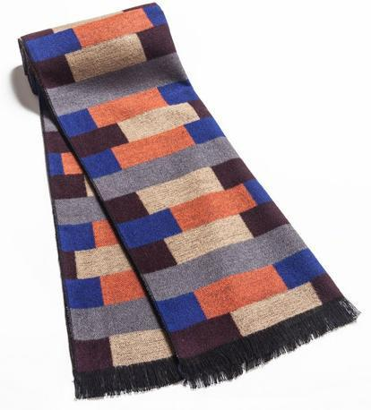 Colourful Casual Scarf For Men's