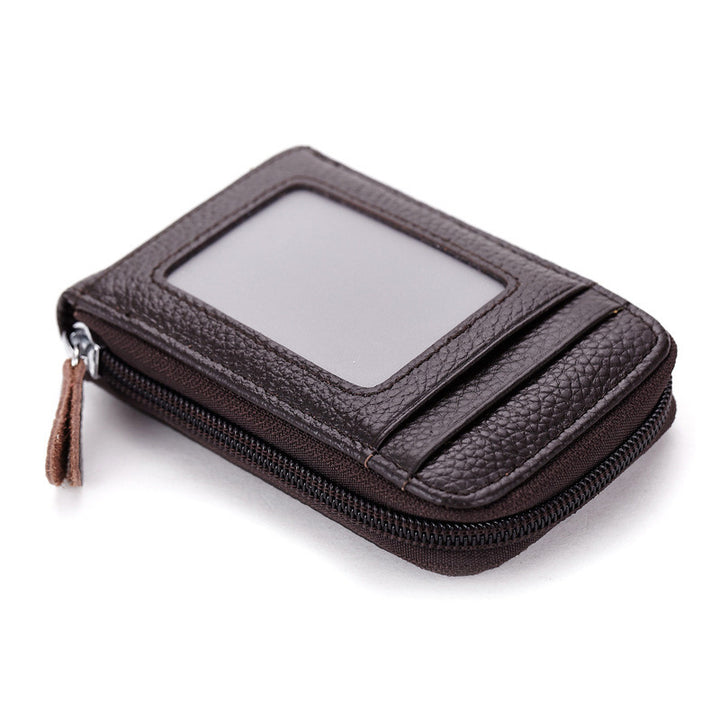 Card Holder – Genuine Leather Women's Credit Card & ID Holder | Zorket