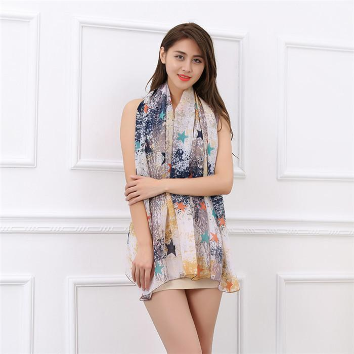 Cotton Ladies Soft Breathable Shawl