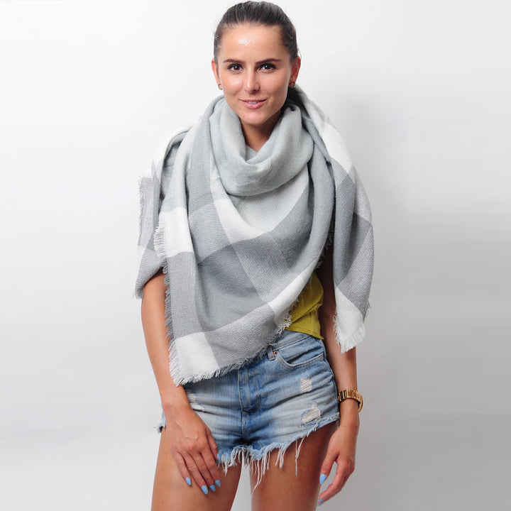 Women's Fashion Top Quality Soft Winter Scarf - Zorket