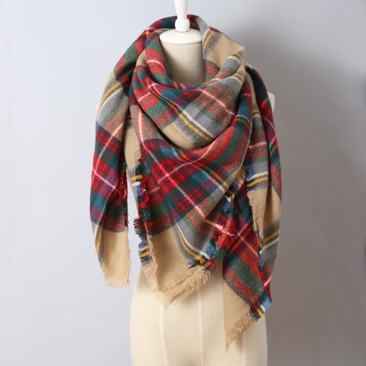 Women's Fashion Top Quality Soft Winter Scarf