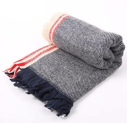 Winter Women's Cashmere High Quality Fashion Scarf - Zorket
