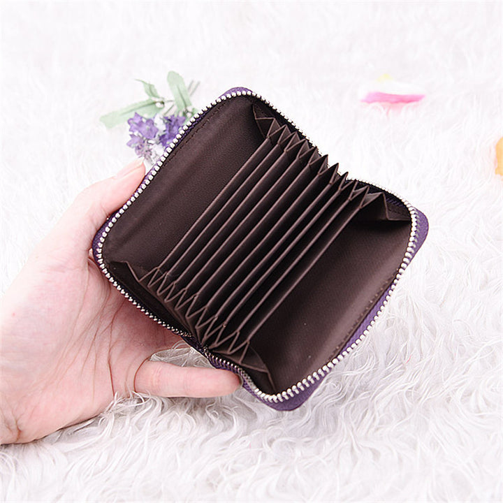 Women's Smal Extremely Convenient Credit Card & ID Holder - Zorket