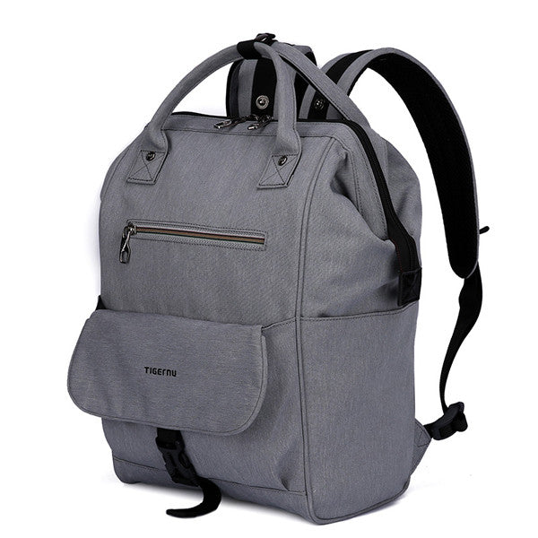 Vintage Women's Laptop Capacity Backpack - Zorket