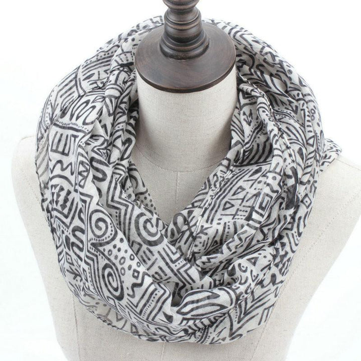 Women's Fashion Loop Infinity Scarf