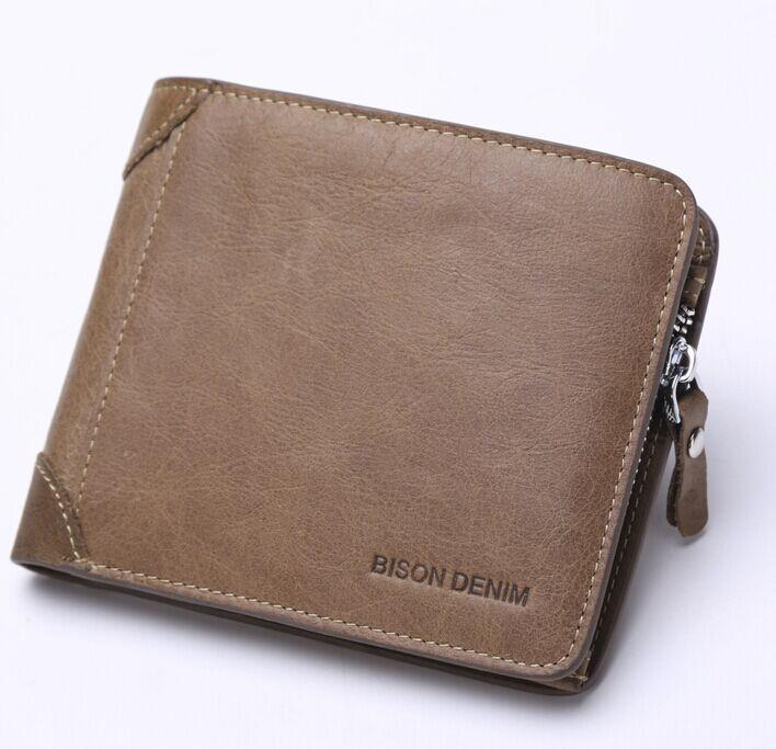 High Quality Genuine Leather Wallet For Men