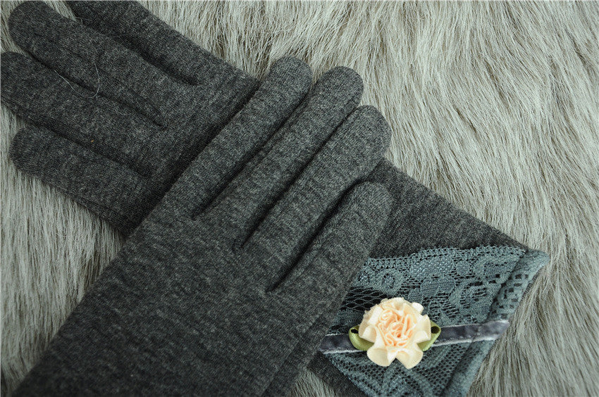 Touch Screen Ladies Winter Warm Gloves - Zorket