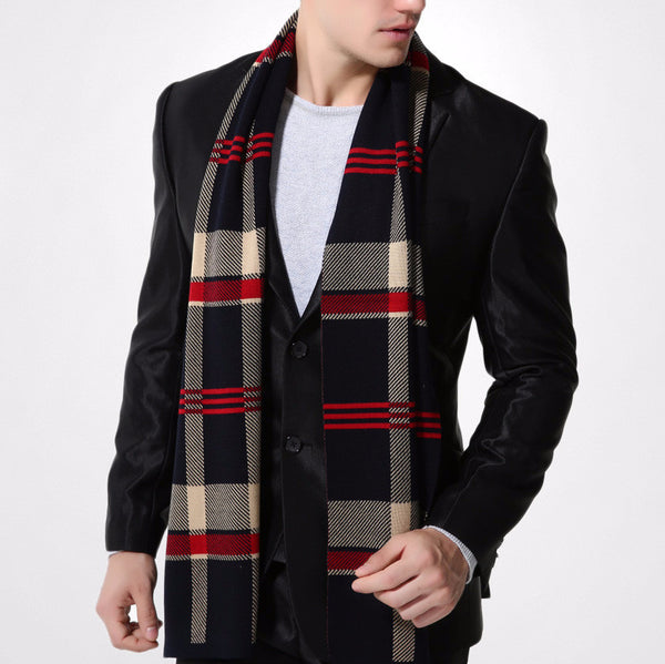Scarf – Autumn & Winter Warm Scarf For Men | Zorket