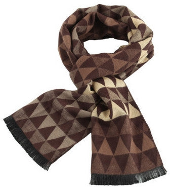 Scarf – Casual Warm Scarf With Mix Plaid Color For Men | Zorket
