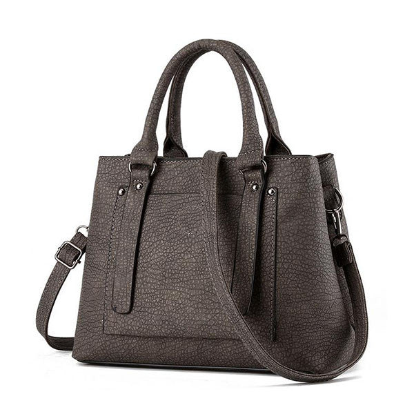 Shoulder Bag – Fashion Casual Women's PU Leather Shoulder Bag | Zorket