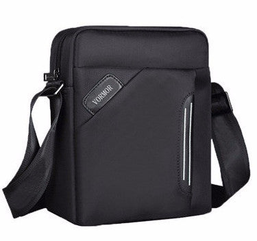 Men's Waterproof Casual Crossbody Bag - Zorket