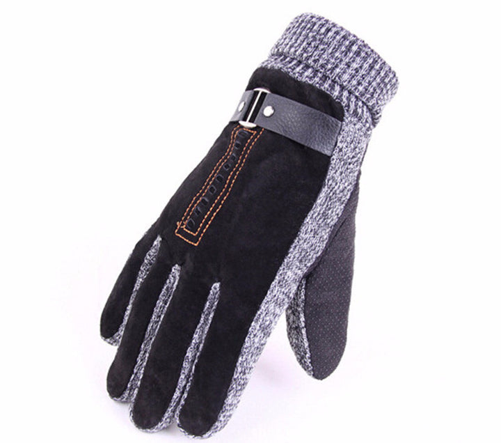 Men's Soft Winter Gloves - Zorket