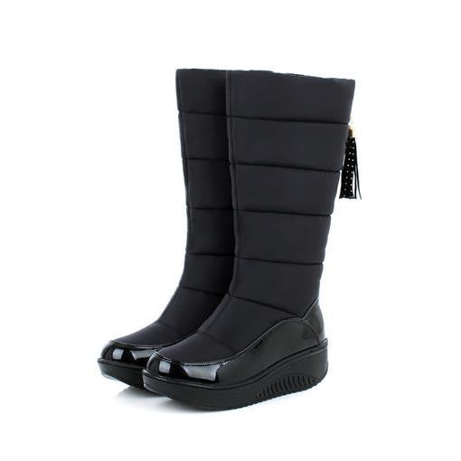 Women's Warm Casual Snow Boots - Zorket