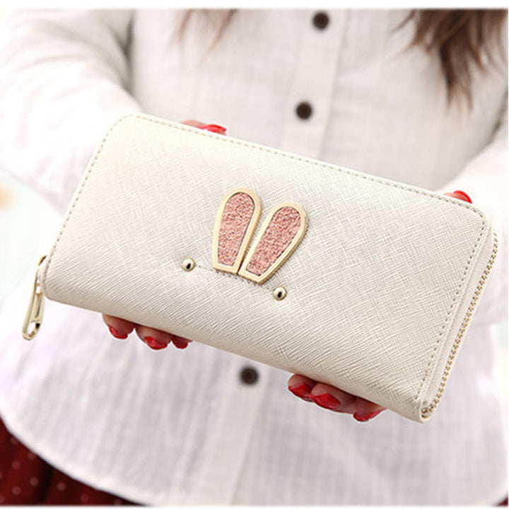 Wallet – Fashion Women's Long Rabbit Ears Wallet Purse Clutch | Zorket